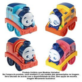 Thomas And Friends Tf Trenzinhos Sortidos Fisher-Price Mattel - FFY19
