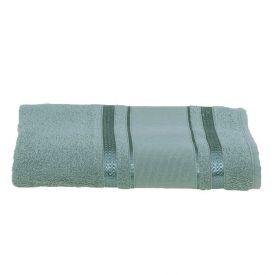 Toalha De Banho Capricho Para Bordar - Agua Marinha