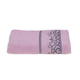 Toalha De Banho Dhara Karsten - Rosa Tuttu