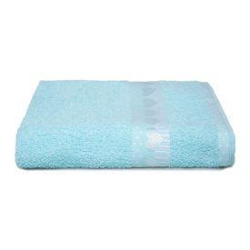 Toalha De Banho Jolie - Azul Pastel