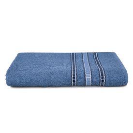 Toalha De Banho Loft Havan - Azul Netuno
