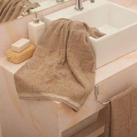 Toalha De Banho Sophia - Pedra