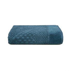 Toalha De Rosto 48X80cm Maine Karsten - Azul Baltico