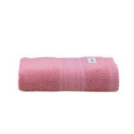 Toalha De Rosto Empire Karsten - Lady Pink