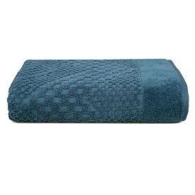 Toalha Super Banho 86X150cm Maine Karsten - Azul Baltico