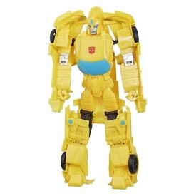 Transformers Titan Changers Bumblebee Hasbro - E5889