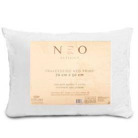 Travesseiro Neo Clássico Camesa - Branco