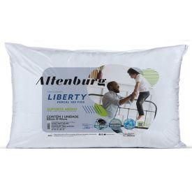 Travesseiro Percal 180 Fios 50X90 Liberty Altenburg - Branco