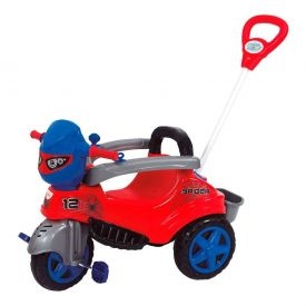 Triciclo Baby City Spider Maral - 3148