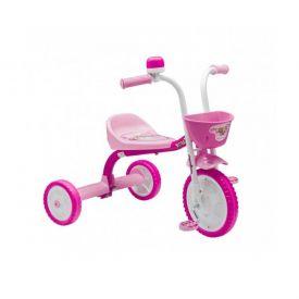 Triciclo Infantil Aro 5 You 3 Girl Nathor - Rosa