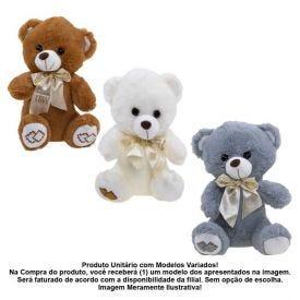 Urso De Pelúcia Sortidos Havan - HPA0002