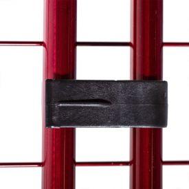 Varal De Chão Pegasús Secalux Com Abas - Vermelho