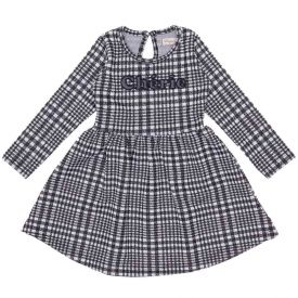 Vestido 1 a 3 anos Palatino Chérie Fakini Preto