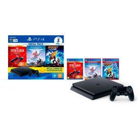 Vídeo Game Playstation 4 Mega Pack V15 Sony - Bivolt