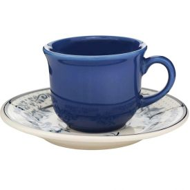 Xícara De Chá Com Pires Sophia 200Ml Biona - 098754