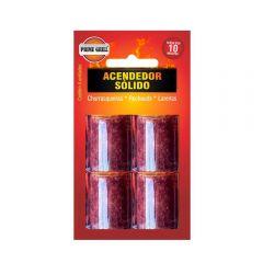 Acendedor Sólido 4 Unidades Prime Grill - 16020