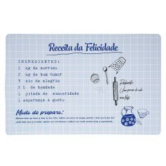 Americano Pvc Print Avulso Solecasa - Receita