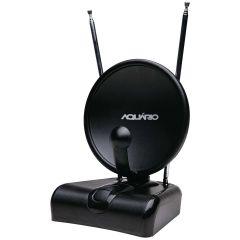 Antena Interna para TV Digital Aquário TV-500 - Preto