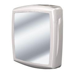 Armário Para Banheiro Bellart Br Durin - Branco