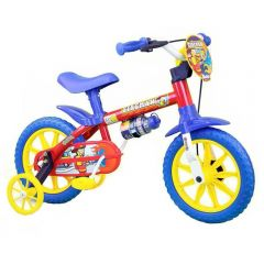 "Bicicleta Aro 12"" Fireman Nathor - 100010160036"