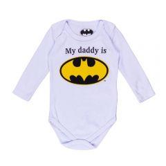 Body de Bebê Batman Yoyo Baby