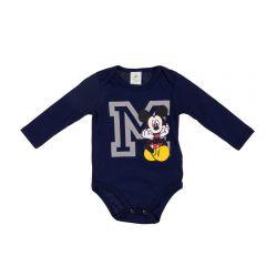 Body de Bebê Mickey Disney