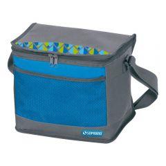 Bolsa Térmica 9,5 Litros Tropical Soprano - Azul