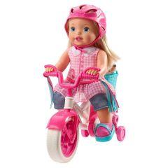 Boneca Little Mommy Meu Primeiro Passeio Mattel - FCN11