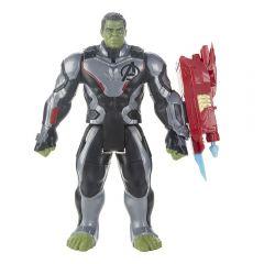 Boneco Hulk Vingadores Titan Hero 2.0 Hasbro - E3304 - Verde