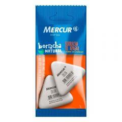 Borracha Delta Branca 2 Unidades Mercur - B01010301039-H