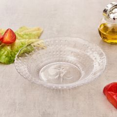 Bowl Hibisco 535ml Havan - Transparente