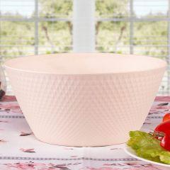 Bowl para Salada 3,7 Litros Solecasa - Bege
