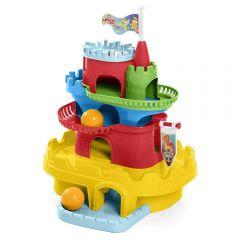 Brinquedo Educativo Monta Castelo Ta Te Ti - 893