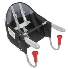 Cadeira de Bebê refeição para Mesa Fit - Preto