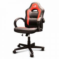 Cadeira Gamer Racing ELG - Preto e Vermelho