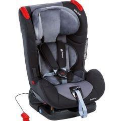 Cadeira para Carro Recline Suporta de 0 a 25Kg Safety - PRETA