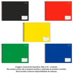 Caderno De Cartografia Class 96 Folhas Foroni - 30.6360-6