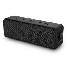 Caixa De Som Bluetooth Speaker Go Pbs25bt Philco - Preto