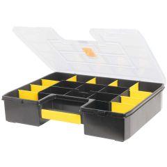Caixa Organizadora Sortmaster STST14026 Stanley - Preto