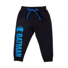 Calça de 1 a 3 Anos de Moletom do Batman DC Comics Preto