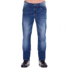 Calça Jeans com Bigodes Thing