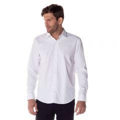 Camisa Social Marc Alain Branco