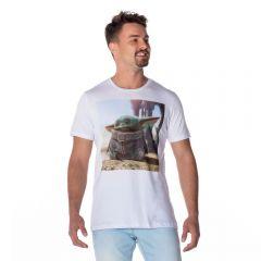 Camiseta Masculina Baby Yoda Star Wars