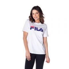 Camiseta Basic Letter Fila