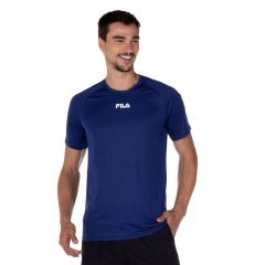 Camiseta Basic Train Melange Fila