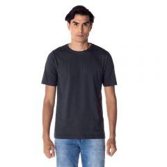 Camiseta Basica Decote Careca Básica Risk