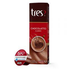 Cápsulas Chocolatto 110G Tres - 10 Cápsulas