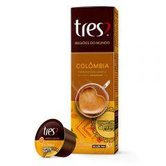 Cápsulas De Café Expresso Colômbia 75G - 10 Cápsulas