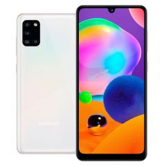 "Celular Smartphone Galaxy A31 128Gb 6,4"" Samsung - Branco"