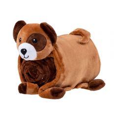Cobertor Baby Sherpa Com Travesseiro - Dog